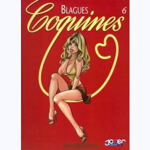 Blagues coquines : Tome 6