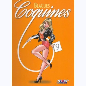 Blagues coquines : Tome 9