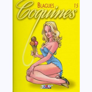 Blagues coquines : Tome 15