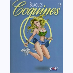 Blagues coquines : Tome 18