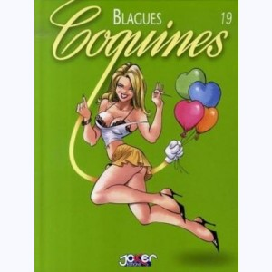 Blagues coquines : Tome 19
