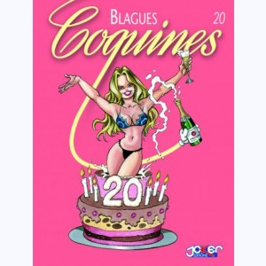 Blagues coquines : Tome 20