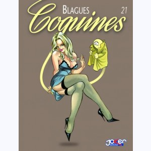 Blagues coquines : Tome 21