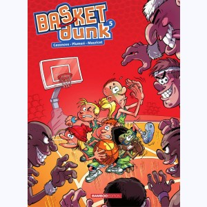 Basket dunk : Tome 5