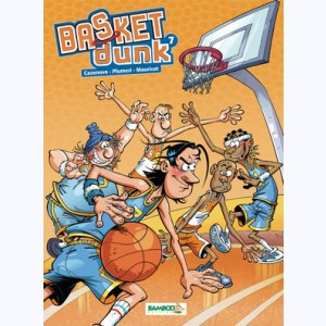Basket dunk : Tome 7