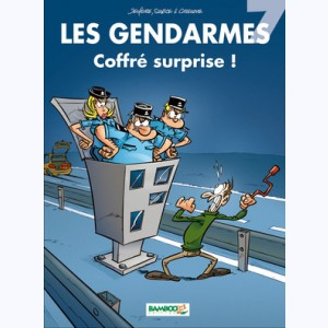 Les Gendarmes : Tome 7, Coffré surprise !