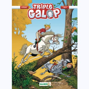 Triple Galop : Tome 6