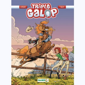 Triple Galop : Tome 8