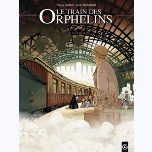 Le Train des orphelins : Tome 1, Jim