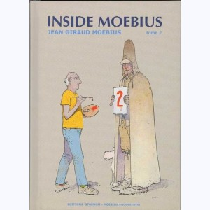 Inside Moebius : Tome 2
