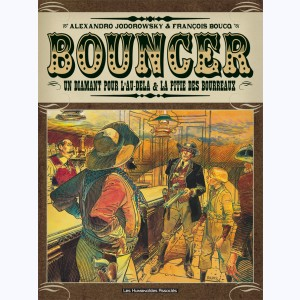 Bouncer : Tome 1 & 2, Intégrale