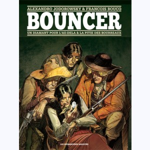 Bouncer : Tome 1 & 2, Intégrale :