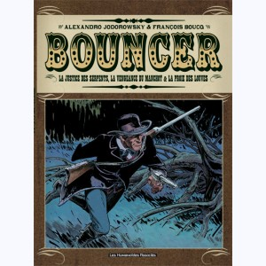 Bouncer : Tome 3, 4 & 5, Intégrale