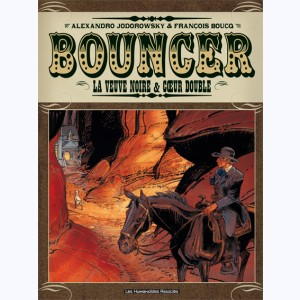Bouncer : Tome 6 & 7, Intégrale