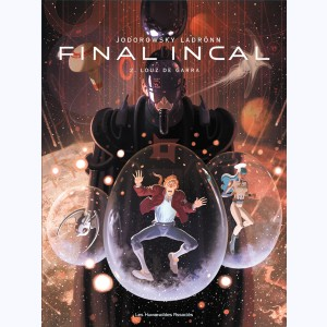 Final Incal : Tome 2, Louz de Garra