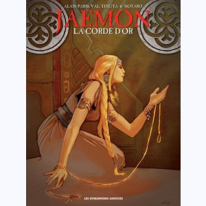 Jaemon : Tome 3, La Corde d'or