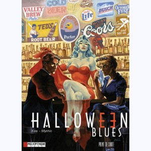 Halloween blues : Tome 4, Point de Chute