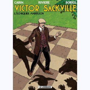 Victor Sackville : Tome 17, L'Echiquier Anderson