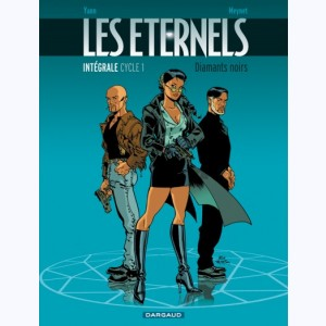 Les Eternels : Tome 1 & 2, Intégrale cycle 1