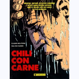 Harry Chase : Tome 7, Chili con carne