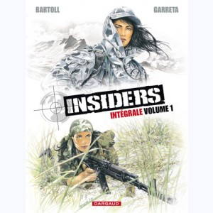 Insiders : Tome 1, Intégrale