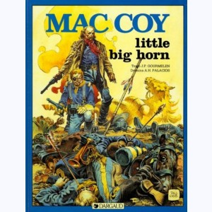 Mac Coy : Tome 8, Little Big Horn