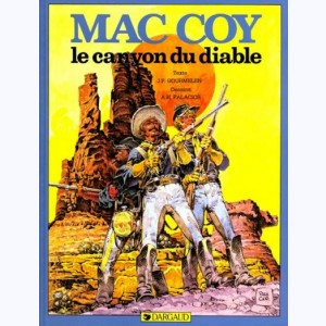 Mac Coy : Tome 9, La Canyon du diable