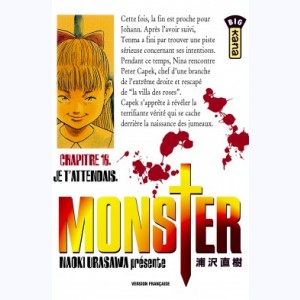 Monster : Tome 16, Je t'attendais