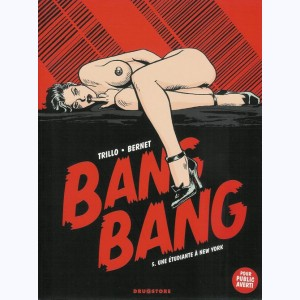 Bang Bang : Tome 5, Une étudiante à New York