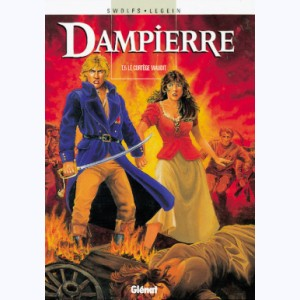 Dampierre : Tome 5, Le Cortège maudit