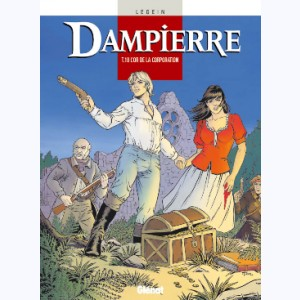 Dampierre : Tome 10, L'Or de la corporation