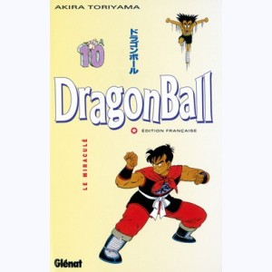 Dragon Ball : Tome 10, Le Miraculé