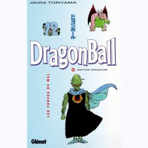 Dragon Ball : Tome 12, Les Forces du mal