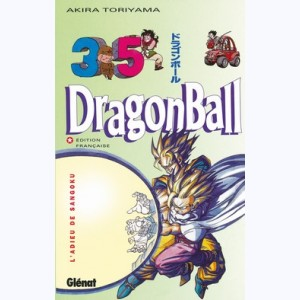 Dragon Ball : Tome 35, L'Adieu de Sangoku