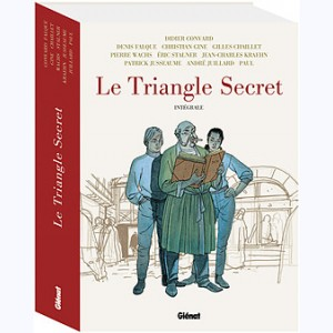 Le triangle secret, Intégrale