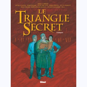 Le triangle secret, Intégrale :