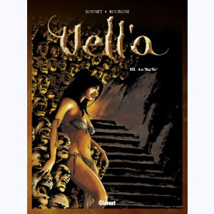 Vell'a : Tome 3, An'ra'se