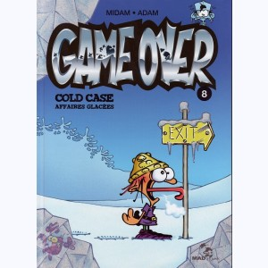 Game Over : Tome 8, Cold case affaires glacées