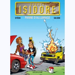 Garage Isidore : Tome 9, Panne d'allumage
