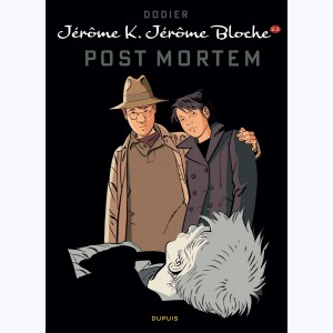 Jérôme K. Jérôme Bloche : Tome 23, Post Mortem