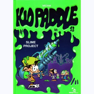 Kid Paddle : Tome 13, Slime Project