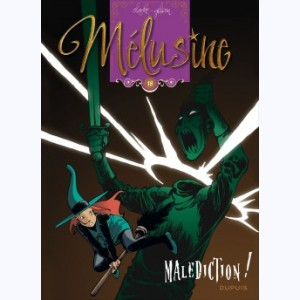 Mélusine : Tome 18, Malédiction