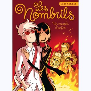 Les Nombrils : Tome 5, Un couple d'enfer