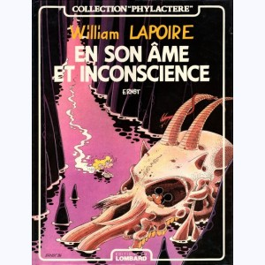 William Lapoire : Tome 2, En son âme et inconscience