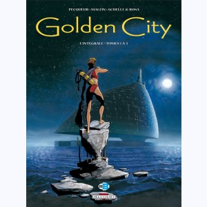 Golden City : Tome (1 à 3), Intégrale