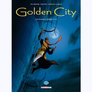 Golden City : Tome (4 à 6), Intégrale