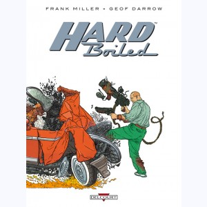 Hard Boiled, Intégrale