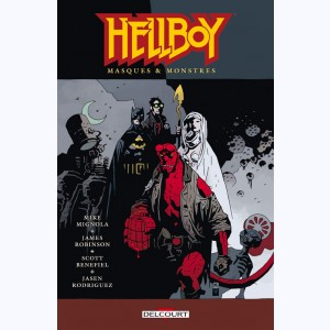 Hellboy : Tome 14, Masques & Monstres