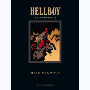 Hellboy, La Bible infernale (Art-of)