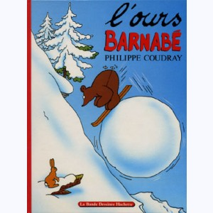 L'ours Barnabé : Tome 1